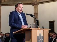Ralf Schreiber, Oberbürgermeister der Hochschulstadt Mittweida.
