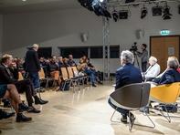 """Der """"Dialog Kontrovers"""" ist immer auch Dialog mit dem Publikum."""