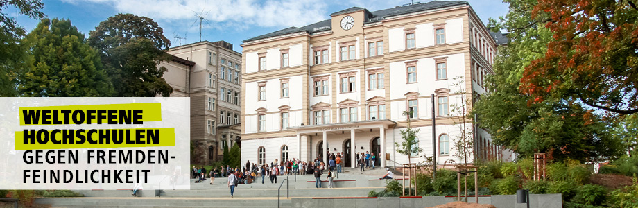 Weltoffene Hochschulen